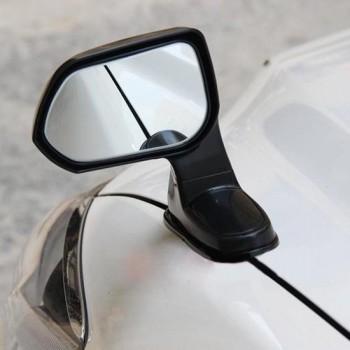 3R-105 360 graden draaibare linker assistent-spiegel voor auto