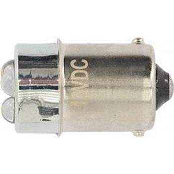 AutoStyle 3Q LED BA15S Lamp 12V T15x35mm Wit, per stuk