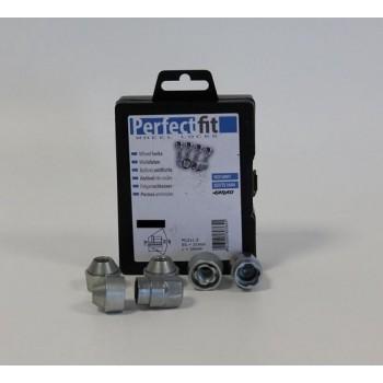 Wielslot / Velgslot speciaal voor Subaru Forester  alle bouwjaren Complete set