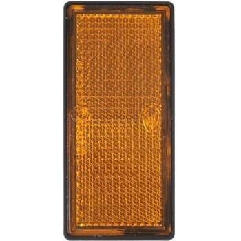 Proplus Reflector Met Grondplaat 85 X 39mm Zelfklevend Oranje