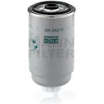 MANN FILTER Brandstoffilter WK842 / 11