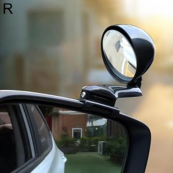 3R-095 Achteruitkijkspiegel auto Extra verstelbare dodehoekspiegel Groothoek Achteruitkijkspiegel voor rechter buitenspiegel