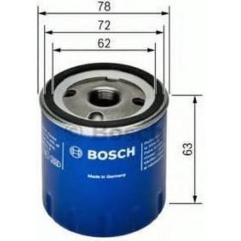 BOSCH Oliefilter 0451103141