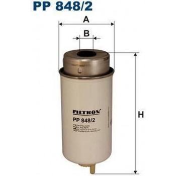 FILTRON Brandstoffilter PP 848/2