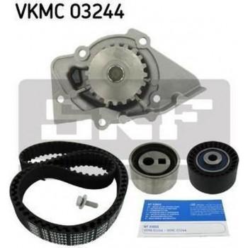 SKF Distributieriemset + Waterpomp VKMC 03244