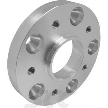 SCC Spoorverbreders Aluminium 25mm 100/4 naafgat 54,1