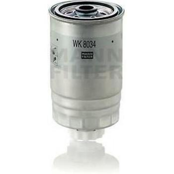 MANN FILTER Brandstoffilter WK8034