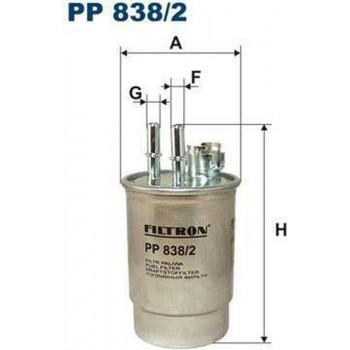 FILTRON Brandstoffilter PP 838/2