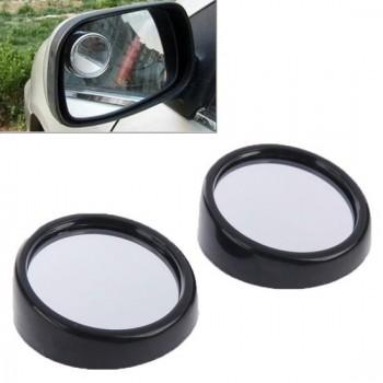 2 STKS 3R11 Auto Achteruitkijkspiegel Groothoek Spiegel Zijspiegel, 360 graden draaibaar instelbaar