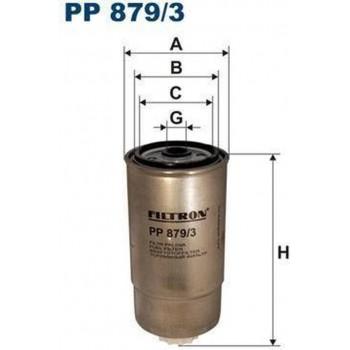 FILTRON Brandstoffilter PP879 / 3