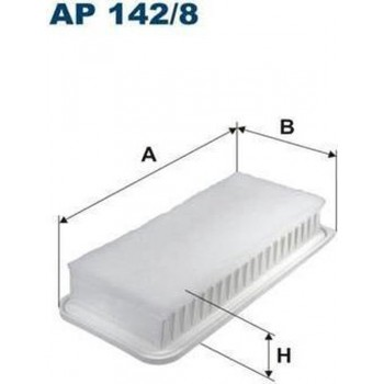 FILTRON Filtre a op AP142 / 8