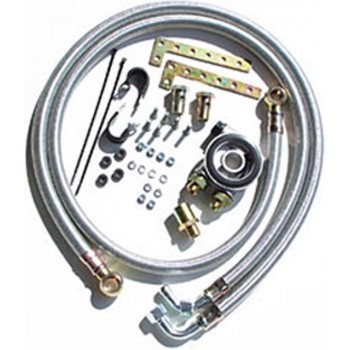 Racimex Oliekoeler kit 3/4'' met thermostaat - THS