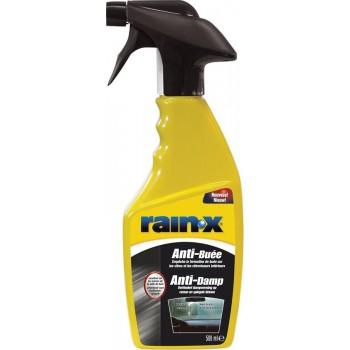 Rain-X Anti-Damp Glas-en ruitenreiniger - 500ml