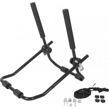 Dunlop Fietsendrager - voor  2 Fietsen - Zwart - Max. 30 kilo