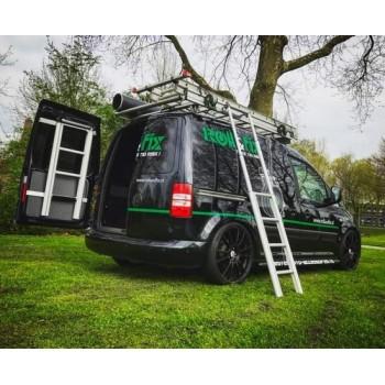 Volkswagen Caddy Aluminium imperiaal | Roll&Fix | VW Caddy en Maxi 2010-2020 | L1H1