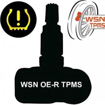 Orgineel TPMS vervangings sensorventiel voor Volvo S60 Type: Y283/V634 Bouwjaar: 03/2010 - 06/2014 433Mhz Sensor: WSN024-VA