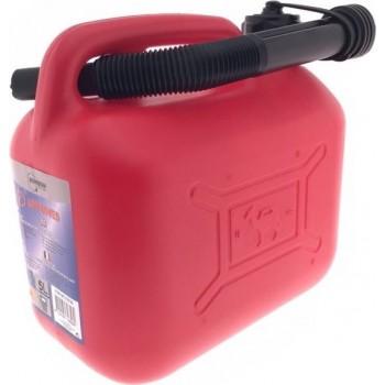 Benson Jerrycan 5 Liter - met Vloeistofindicator