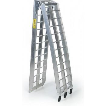 340 Kg Aluminium Oprijplaat