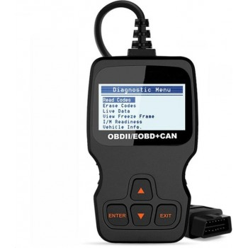 OBD Scanner - OBD2 - Auto uitlezen - Auto scanner - Diagnose apparatuur  voor auto's - Motorstoring