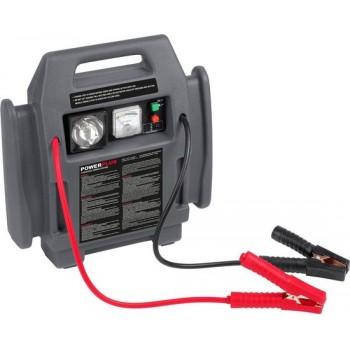 Powerplus POWE80090 Jumpstarter - Max .17 bar -  Geschikt voor lichtere auto's (tot 1.600cc)