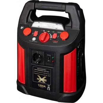 12V Professionele Jumpstarter 1200A   Mobiel stopcontact 220V omvormer   Powerbooster   Compressor