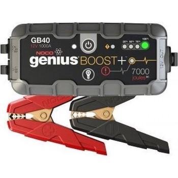 Noco Genius GB40 Booster - Jumpstarter - 12V 1000A