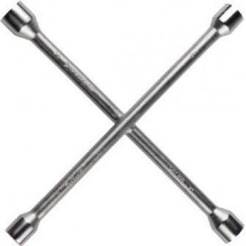 Dunlop Kruissleutel - 17-19-21-23 mm - staal - 27 X 27 cm