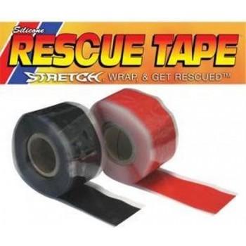 Reparatie Tape - Rescue Tape Rood - Siliconen - Elastisch