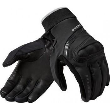REV'IT! Crater 2 WSP Black Motorcycle Gloves M