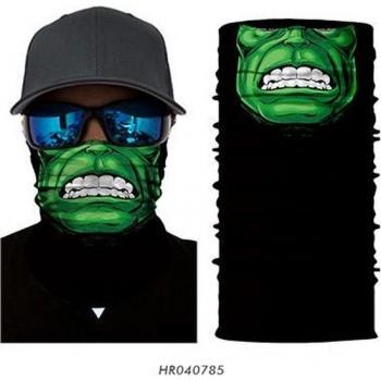 Luxe Biker Mask - Fietsmasker - Motormasker - Balaclava - Gezichtsmasker - Bivakmuts