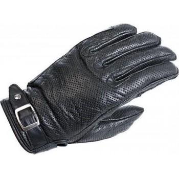 Grand Canyon orlando geperforeerde handschoenen zwart   maat XL