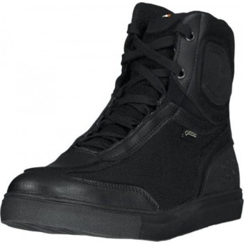 Dainese Street Darker Gore-Tex Black Motorcycle Shoes 44