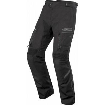 Alpinestars Valparaiso 2 Short Black Gray Drystar Textile Motorcycle Pants 2XL