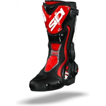Sidi ST Black-Red Motorcycle Boots 42