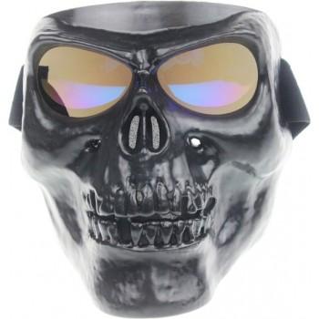 Skull mask / Schedel masker   helm masker   Multi-Kleur