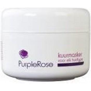 Volatile Purple Rose Kuurmasker