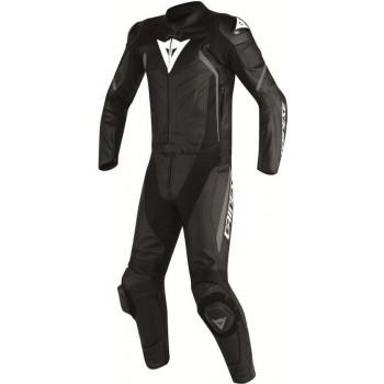 Dainese Avro D2 Black Black Anthracite 2PCS Suit 52
