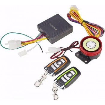 Motor Scooter Brommer alarm 125 db & afstandstarten.
