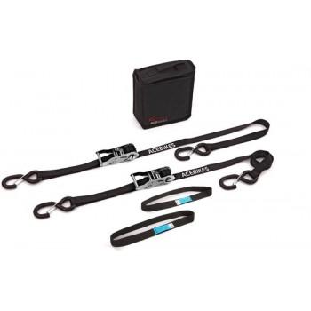 Acebikes sjorbandset Heavy Duty Ratchet Kit
