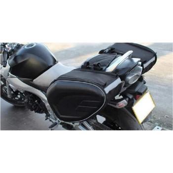 Livetti | Motorzaddletas | Motorcycyle Saddle Bag | Waterbestendig