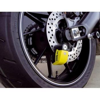 Schijfremslot 6mm Scooter & Motor Artago Urban met Alarm UR6