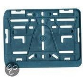 Carpoint Klein huishoudelijke accessoires Kentekenplaat motor