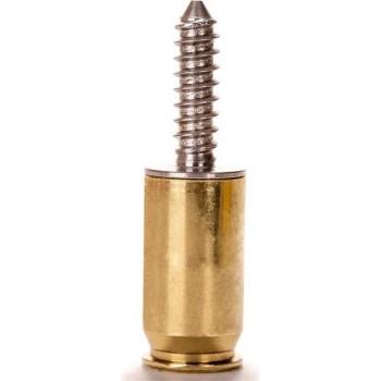 Lucky Shot - Kentekenplaatschroefjes - .45 Cal Brass (2 stuks)