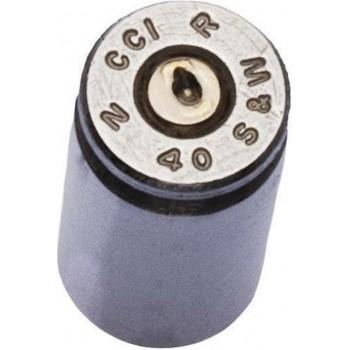 Lucky Shot - Kentekenplaatschroefjes - .45 Cal Nickel (2 stuks)