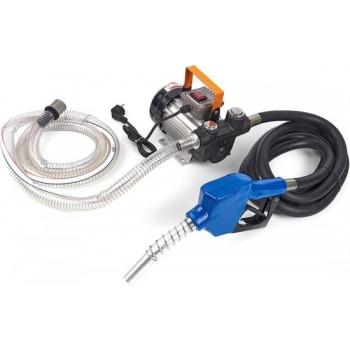 230 Volt Electrische Dieselpomp, Stookoliepomp 550 Watt