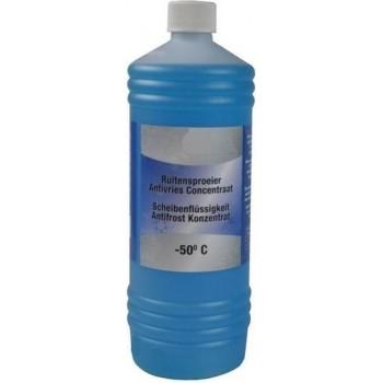 Ruitensproeier antivries - ruitenvloeistof  1 Liter