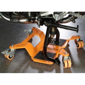 Kreidler RMC Mover  (50mm wielen, draagvermogen 180kg) Nog 11st met lichte lakbeschadiging.