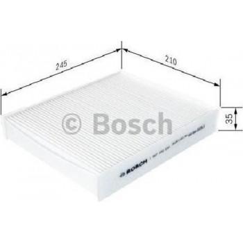 Bosch Interieurfilter 1 987 432 539 | M2539 | Ford