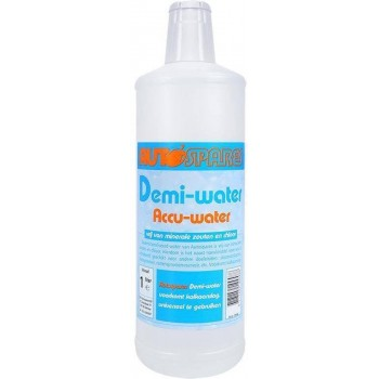 Demi-water / Accuwater 1 Liter