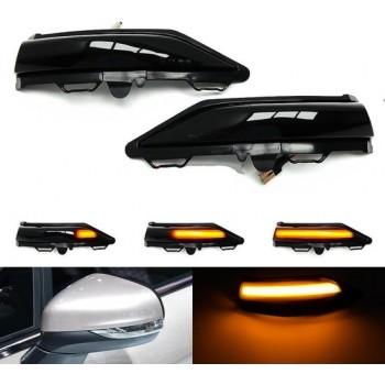 Ford Fiesta MK8 Dynamische Led Spiegel knipperlichten Richtingaanwijzer Rs St Line